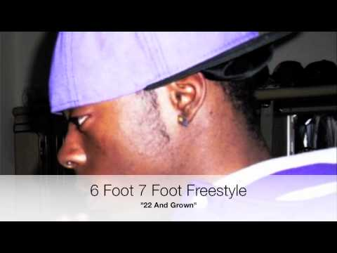 TY DIGZ - 6 Foot 7 Foot Freestyle