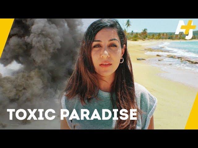 The US Navy's Toxic Playground: Vieques, Puerto Rico   AJ+
