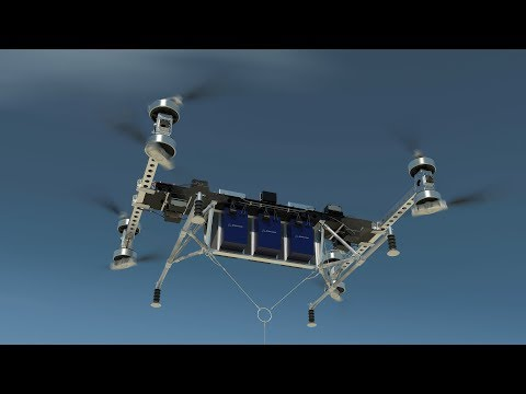 Future of autonomous air travel: Boeing unveils new cargo air vehicle prototype