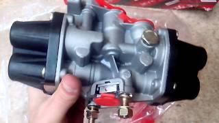 TT0313007 Клапан захисний четырехконтурный 13 бар MB Actros/DAF