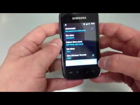 How To Remove Pattern/Password Lock from Samsung Galaxy Y S5360 S5363