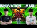 Starcraft 2: Maru [T] Vs INnoVation [T]  - Deathaura