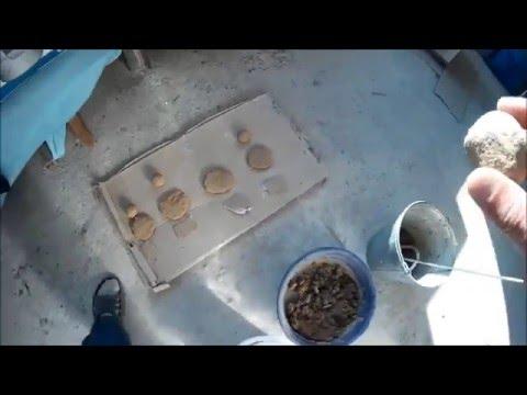 Как подобрать оптимальную глиняную смесь для кладки печи
