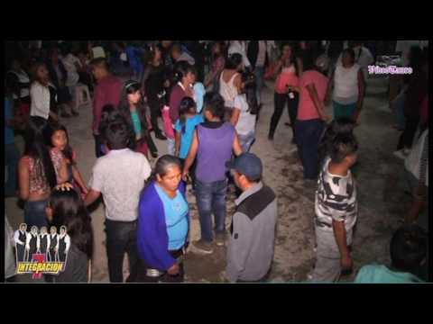 CIERRE DEL CARNAVAL EN ACALMANCILLO PANTEPEC PUEBLA CON EL GRUPO INTEGRACION 7 POR VIDEO TAURO 3