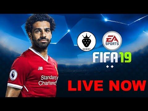 FIFA19 3時待機 質問は概要欄見てから