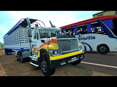 "ETS2 | International Workstar ""Care Gato"" 