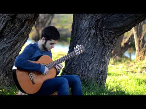 Hallelujah - Fingerstyle Guitar Cover (TAB)