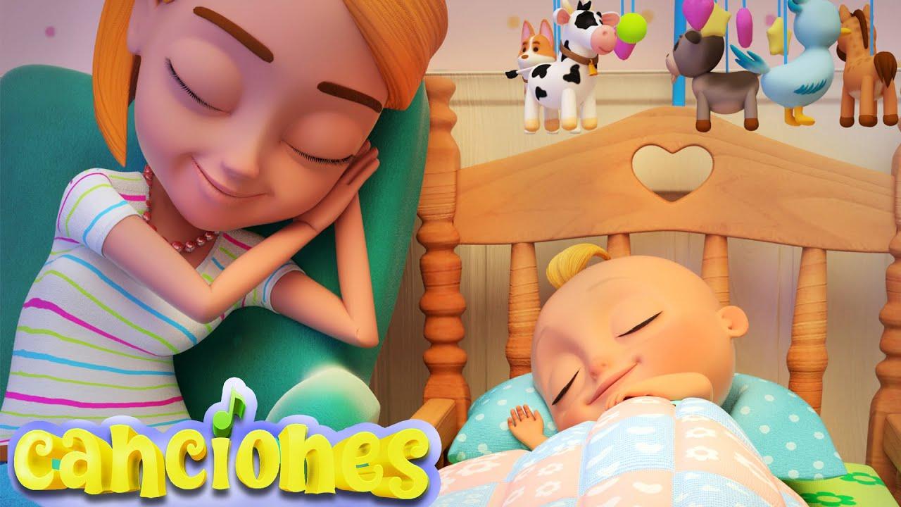 Duerme Pequeño - Canción de Cuna - Canciones para Dormir Bebés LooLoo