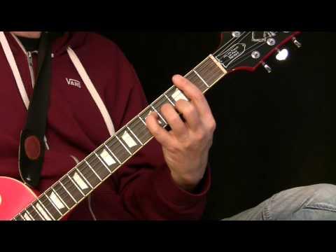 Guitar Lesson  Advanced 3 Chord Songs