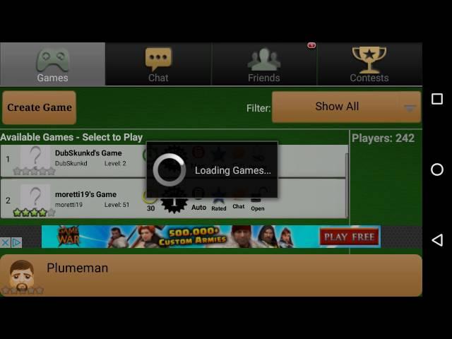 Азартні ігри для планшета