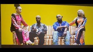 Omari K - Burudika Ft. Tee Locc (Official video)