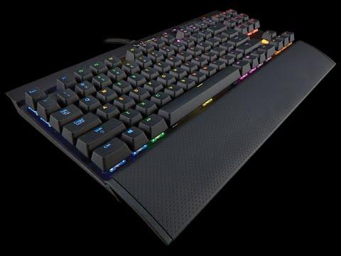 Setting Macros | Corsair K65 - K70 RGB Keyboard