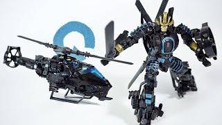 Transformers Studio Series 45 Deluxe Class Age of Extinction Movie Autobot Drift Transform