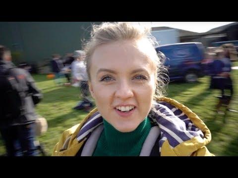 Angielska impreza w stylu country, czyli dzień na farmie   vlog   nieesia25