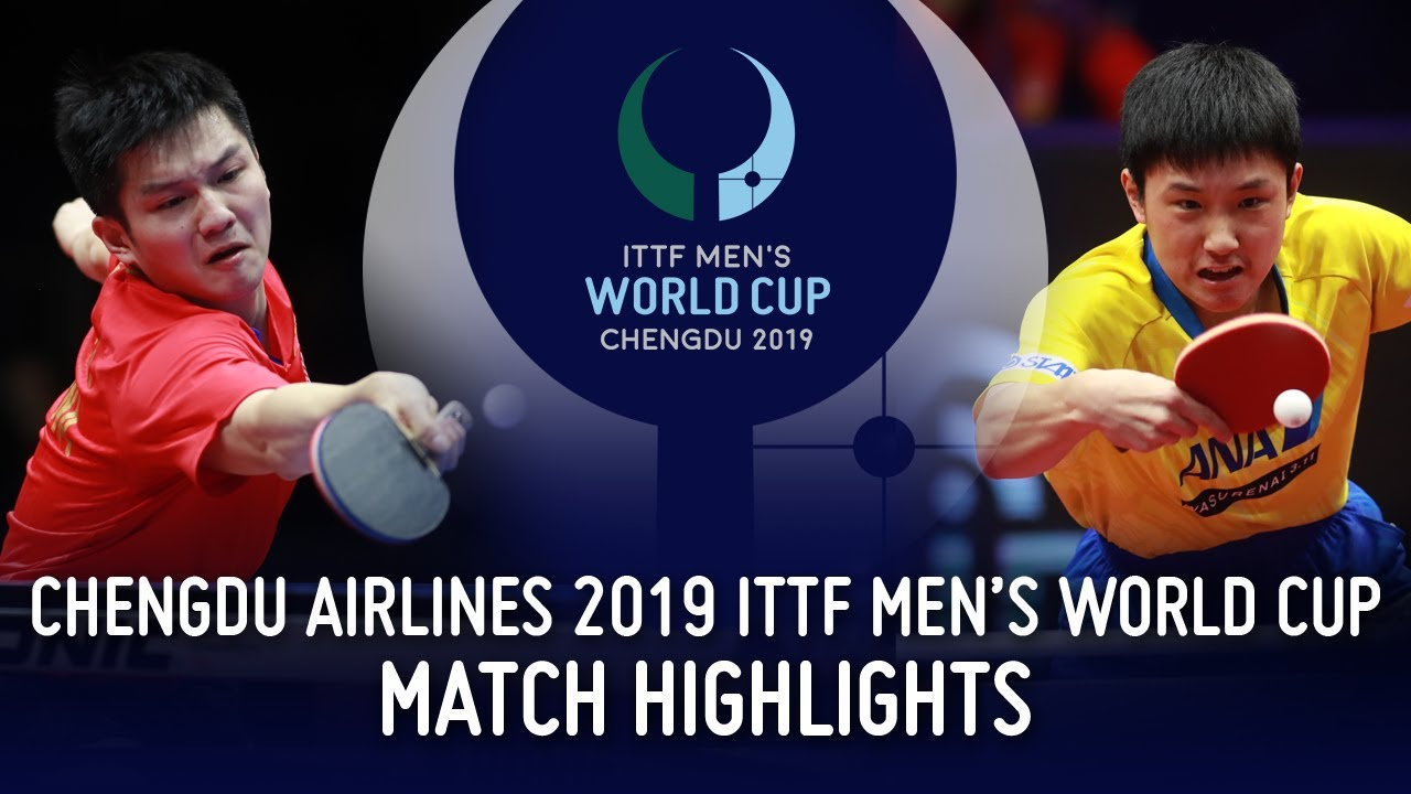 Download Fan Zhendong vs Tomokazu Harimoto | 2019 ITTF Men's World Cup Highlights (Final)