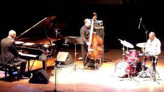 Dado Moroni Trio feat. Alvin Queen @ Umbria Jazz 2011