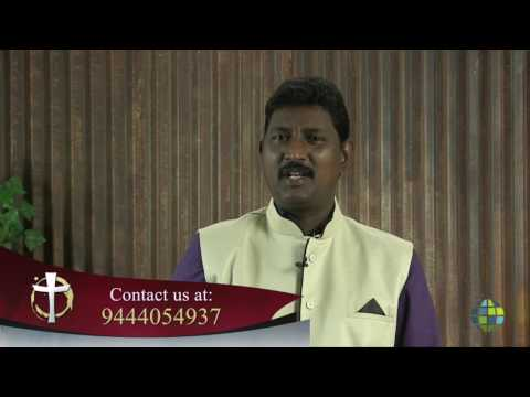 All Things Work Together For Good - Rev. Dr. S. Prakash Raj, D.D. (USA)