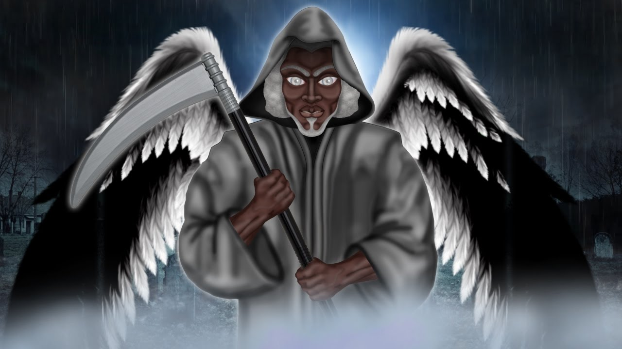 Ангел смерти фото