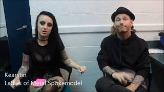 Ladies of Metal: Corey Taylor interview