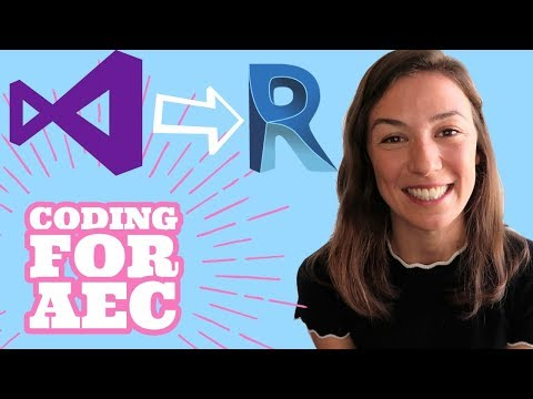 How To Write A Plugin For Revit - Coding For AEC Lesson 2