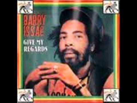 barry issac-give my regards