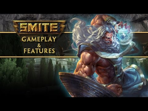 SMITE - Gameplay & Features