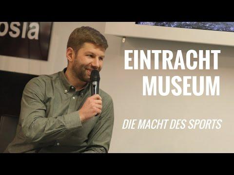 Thomas Hitzlsperger zu Gast im Eintracht Museum