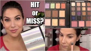 HIT OR MISS? Smashbox Lighting Theory Palette