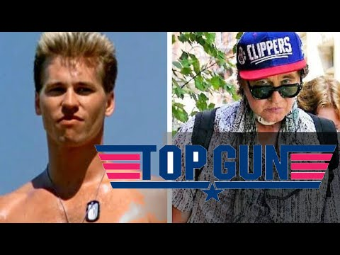 Val Kilmer makes rare public appearance after  'Top Gun: Maverick' trailer is released | MEAWW