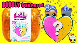 LOL BUBBLY Surprise Orange New Limited Edition Doll+Pet Cupcake Kids Club
