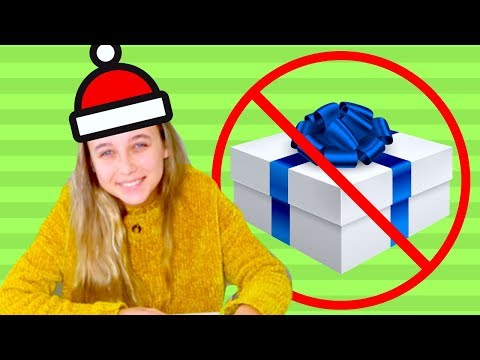 NEVER BUY A CHRISTMAS GIFT AGAIN