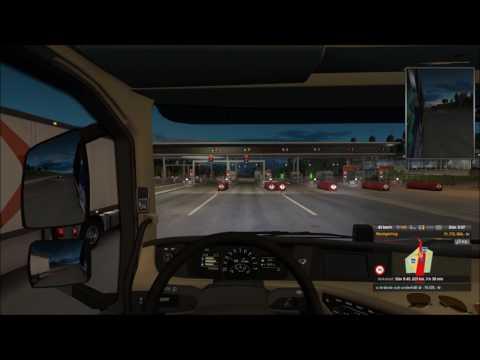Euro Truck Simulator 2 + ProMods 2.16 Marseille-Bourdeau Part 2