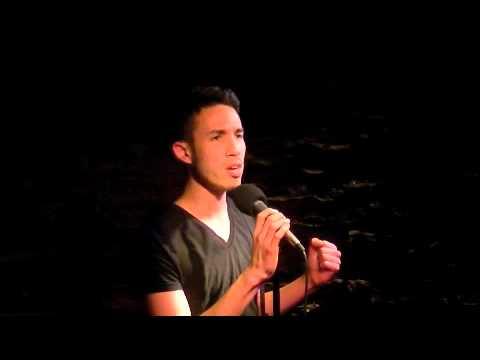 Josh Betancourt singing 'Role of A Lifetime'