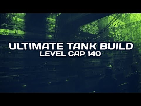 Toram Online - Ultimate Tank Build Lv140 - by Chromix