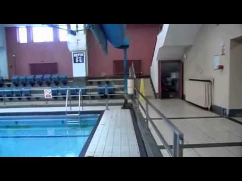 Rochdale Central Swimming Baths