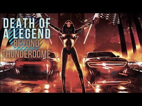 Death Of A Legend - Beyond Thunderdome (Official Lyric Video)