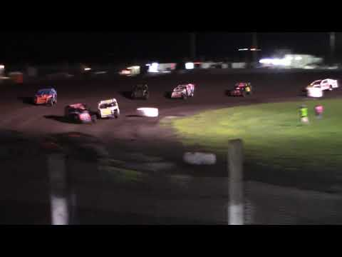 July 26, 2019 - Hancock County Speedway