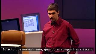 TEDTALKS LEGENDADO- O co-fundador do Google