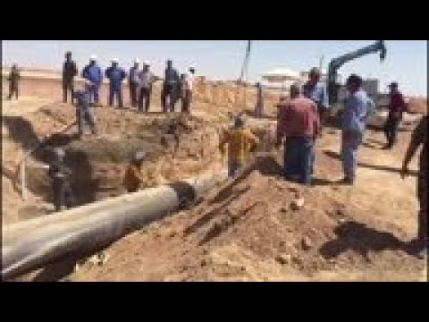 Caretaker Syrian PM on gas pipeline blast