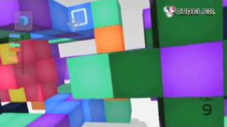 Art Style: CUBELLO - Japanese Cube Puzzle Gameplay Trailer