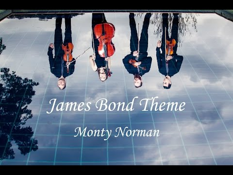 Quarteto Scherzo - James Bond Theme, Monty Norman