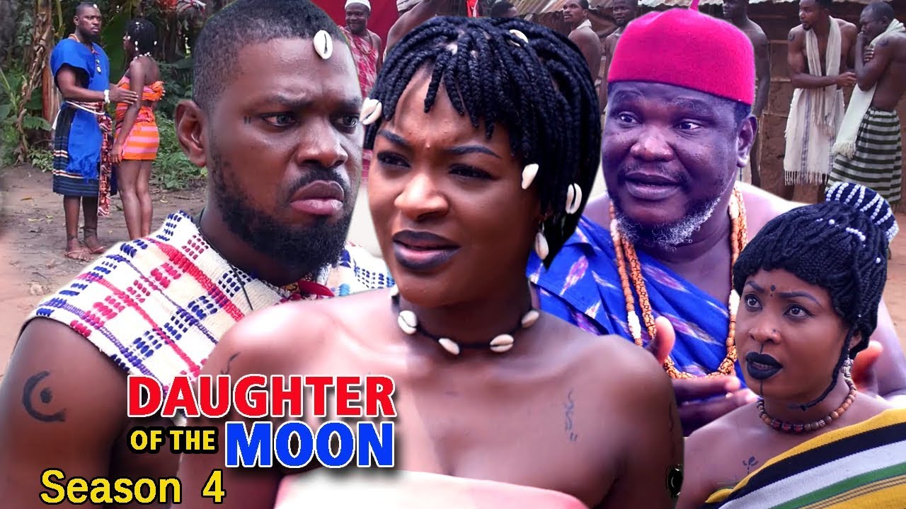 Download Daughter Of The Moon Season 4 - (New Movie) 2018 Latest Nigerian Nollywood Movie Full HD   1080p