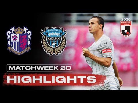 C-Osaka Kawasaki Frontale Goals And Highlights