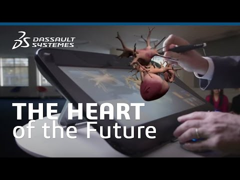 The Heart of the Future - Dassault Systèmes