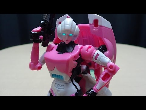 Generations Deluxe ARCEE: EmGo's Transformers Reviews N' Stuff