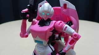 Gambar cover Generations Deluxe ARCEE: EmGo's Transformers Reviews N' Stuff