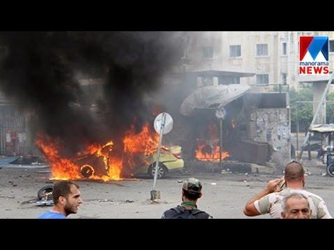 Islamic State blasts in Syrian regime's heartland kill nearly 150 | Manorama News