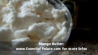 Super Mango Butter || Tutorial (with Ph Test)