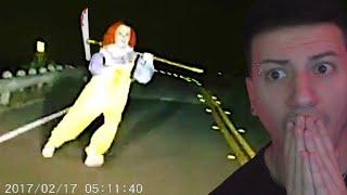 COSE TERRIFICANTI RIPRESE DALLA VIDEOCAMERA