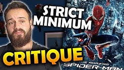 THE AMAZING SPIDER-MAN - CRITIQUE (avec spoilers)